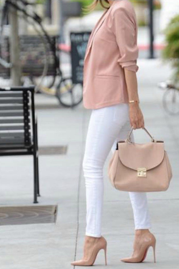 25 Work Outfits for Women to Spice Up Th