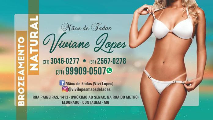 Viviane Lopes Mãos de Fadas