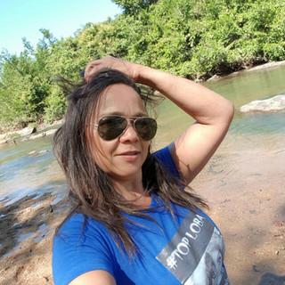 Nossa modelo Iracilda Pereira está de férias em sua cidade natal, Santa Terezinha de Goiás. Garantiu seu click usando Top Loba!