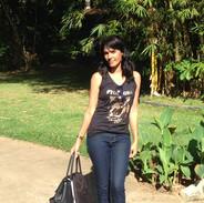 Nossa Modelo Déa Azevedo fez seu click no Parque da Cidade em Salvador/BA!