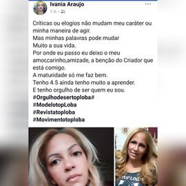 Ivania, 45 anos