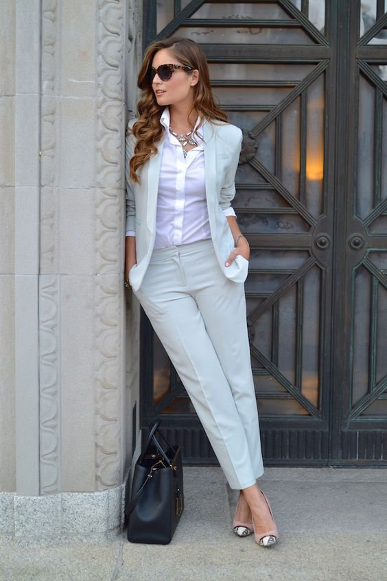 INSPIRATION - WORK OUTFITS FOR SEPTEMBER