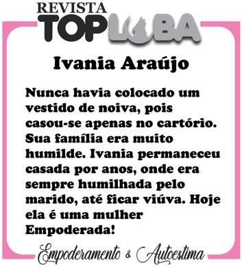 História - Ivania Araujo do Rio de Janeiro