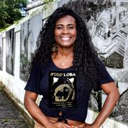 Nossa modelo Nanny Brandão fez seu click no Teatro Vila Velha, em sua cidade, Salvador/BA!