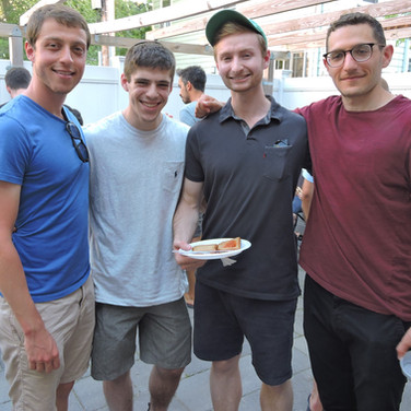 Welcome BBQ 2018