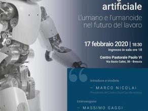 L'umano e l'umanoide nel futuro del lavoro