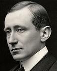Guglielmo Marconi Portrait