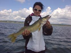 fish on 004