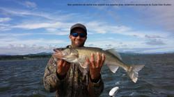 une excursion de pêche sur le fleuve