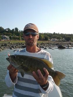 pêche à québec