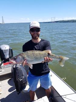 Les excursions de pêche