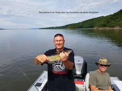 Forfait de pêche au doré Fleuve