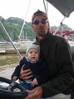 guide de pêche fleuve st-laurent