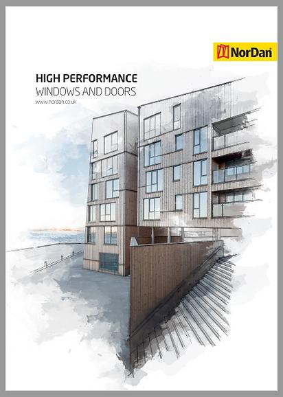 NorDan Main Window & Door Brochure