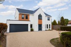 Self-Build Eco Home in Cambridge