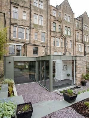 SIPs Extension in Edinburgh