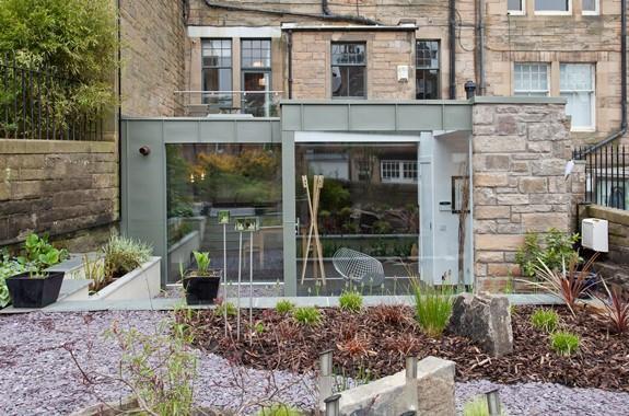 SIPs Extension in Edinburgh