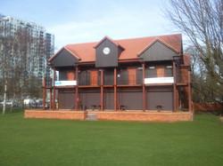 Cricket Club SIPs Construction
