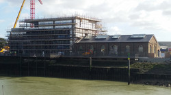 Technical College SIPs Construction