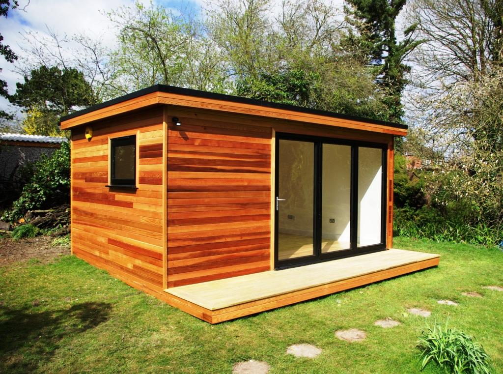 Sips Garden Rooms Self Build Kit Scotland Uk Eco