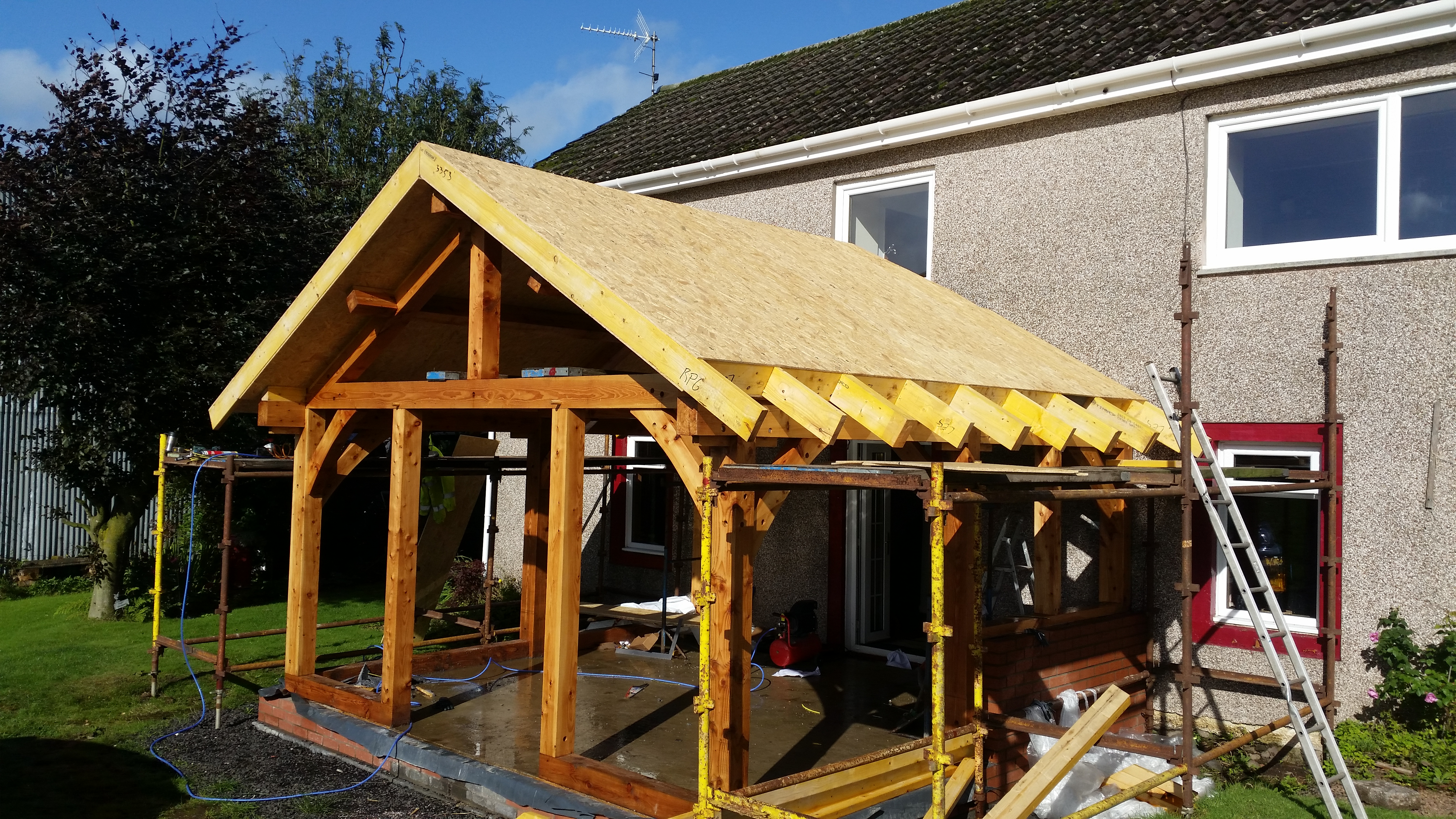 Sips Roof Panels Uk Insulated Roof Panels Uk Eco Sips