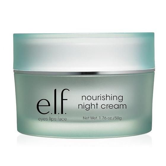 Product Review: ELF Nourishing Night Cream