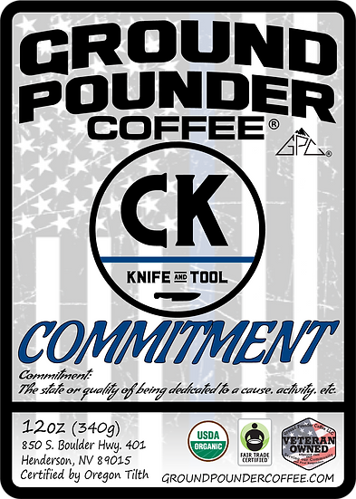 COMMITMENT - Colombian 12oz