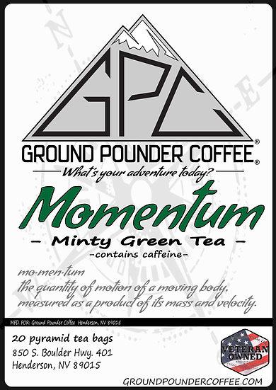 Momentum Minty Green Tea