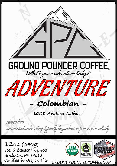ADVENTURE - Colombian 12oz