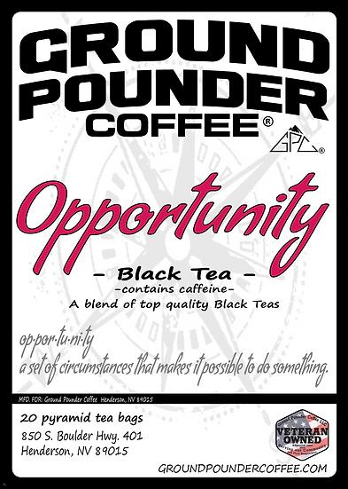 Opportunity Black Tea