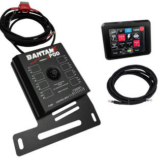 Bantam X Touchscreen for Jeep JK 2007-2018