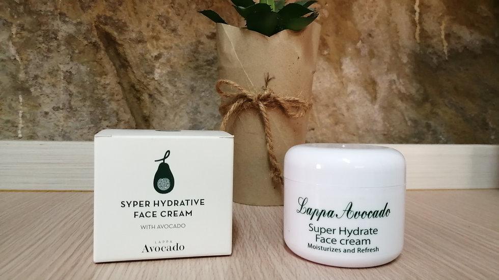 HYDRATIVE FACE CREAM 50ml for dry skin no perfume