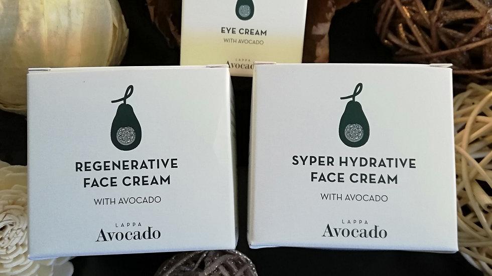 Πακέτο των  3 προσφορας προσώπου /  Pack of 3 Face Offer
