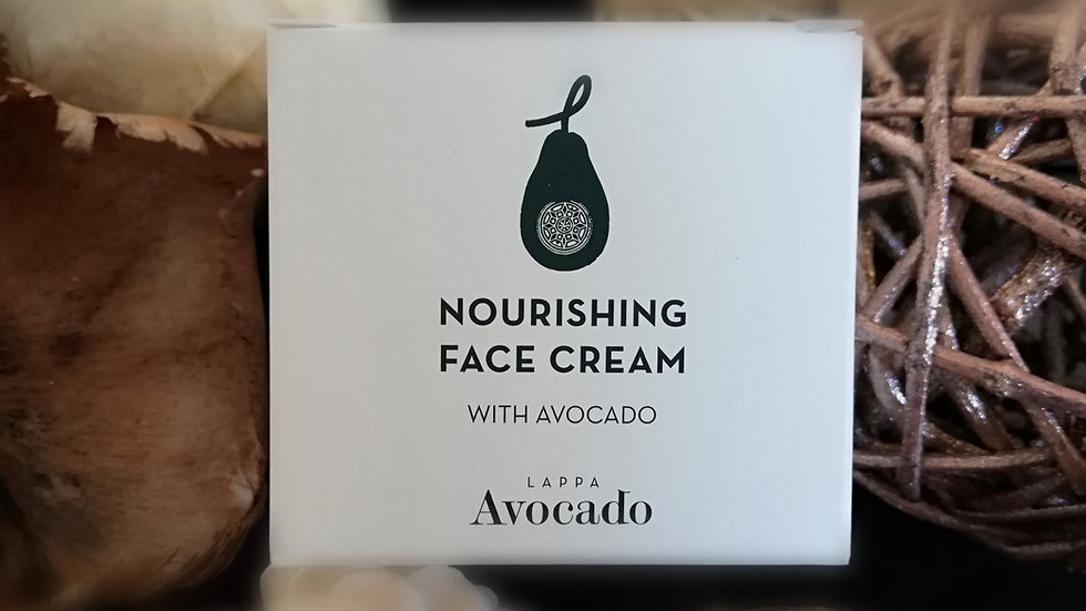 NOURISHING FACE CREAM 100ml normal to dry