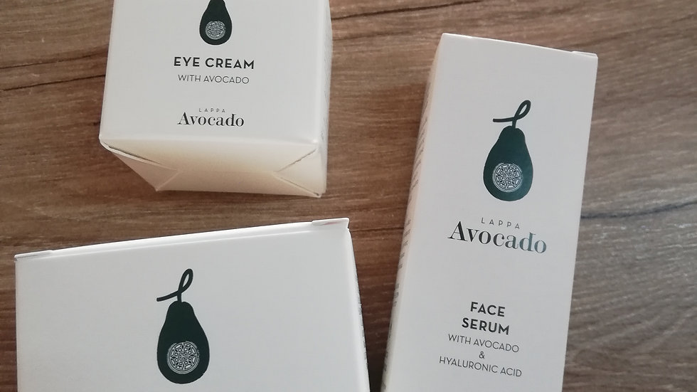 3 items kit for Face Care (normal skin)