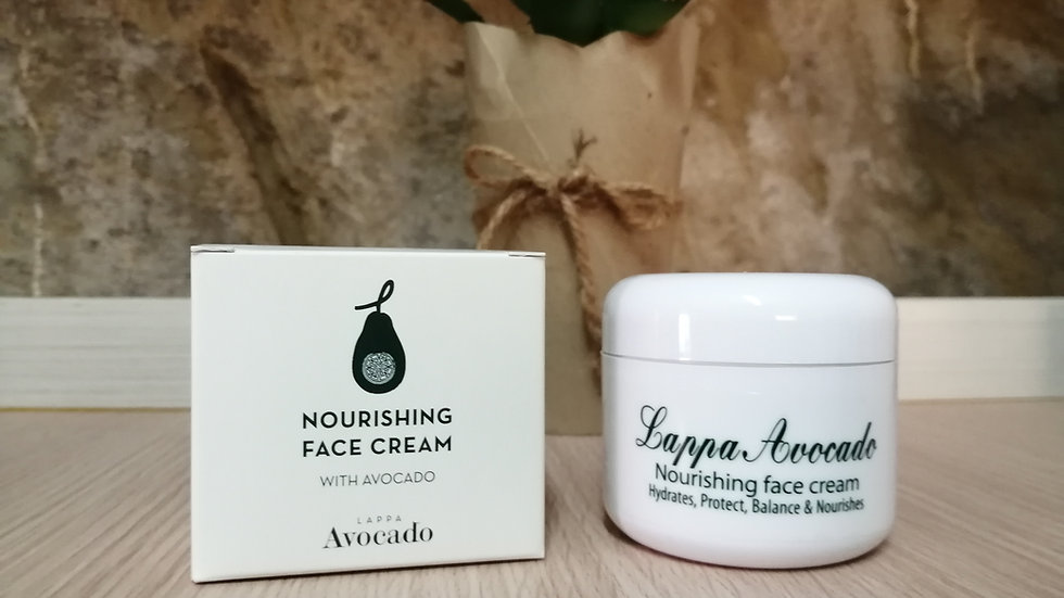 NOURISHING FACE CREAM 50ml for normal to dry