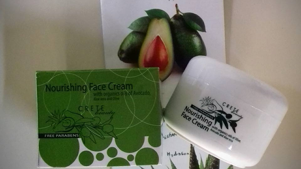 Nourishing Face Cream (night cream) normal to mix skin