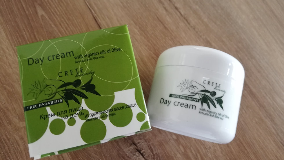 Day cream 50ml. for mix and normal skin
