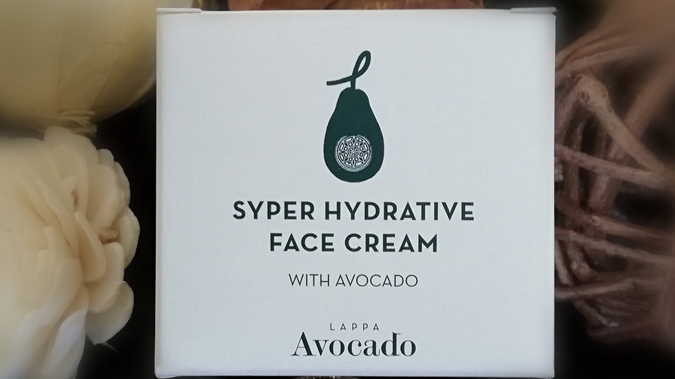 HYDRATIVE FACE CREAM 50ml for dry skin no perfume