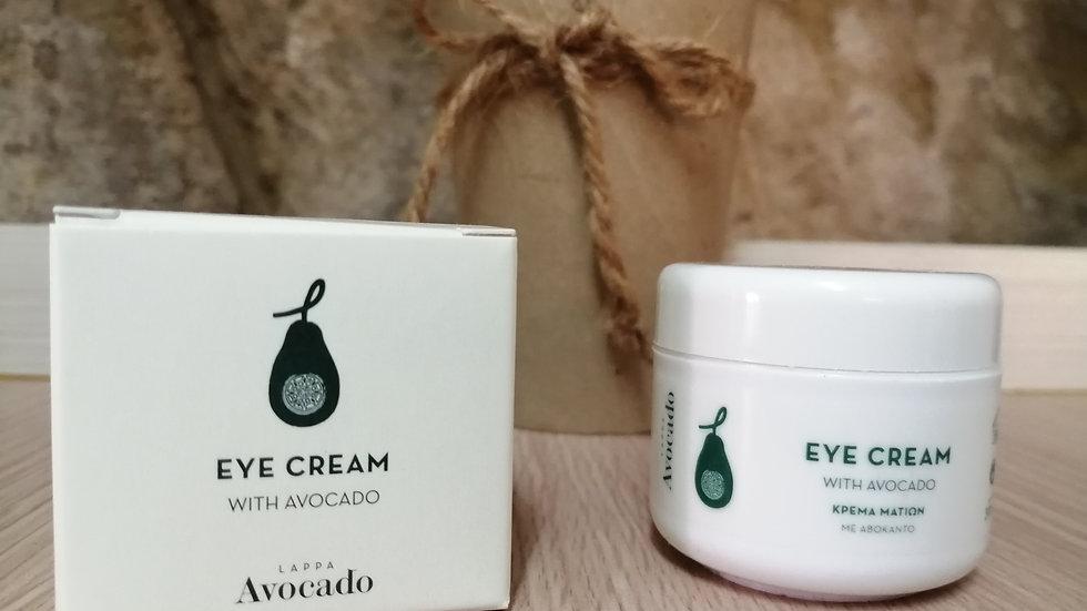 Eye Cream lifting effect