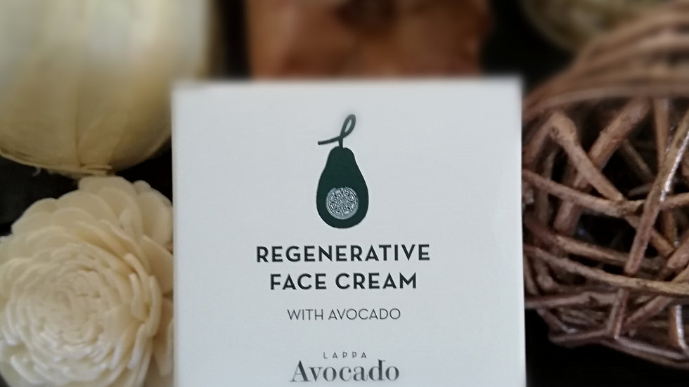 REGENERATIVE FACE CREAM 50ml No Perfume for very dry skin