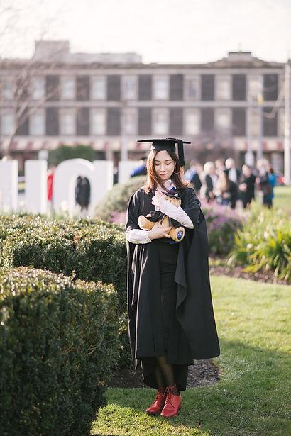 墨尔本毕业照约拍写真