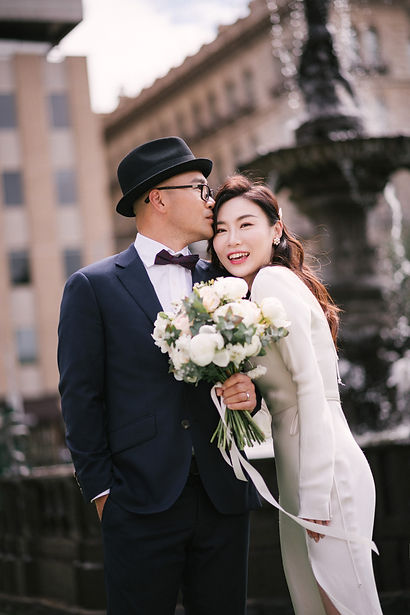 墨尔本婚姻注册 领证 结婚登记