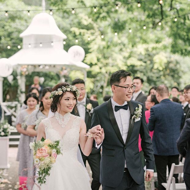 墨尔本婚礼摄影