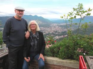 Vista from el Cerro de San Cristobal