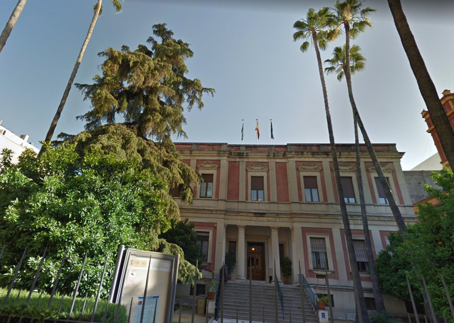 Escuela de Estudios Hispano-Americanos, Alfonso XII,16, Seville