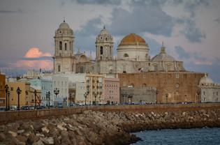 Cádiz Promenade
