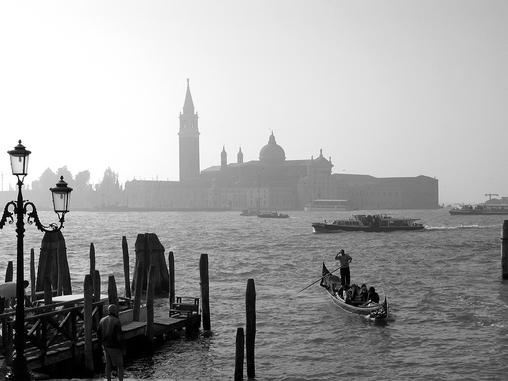 Venetian Church –Photograph