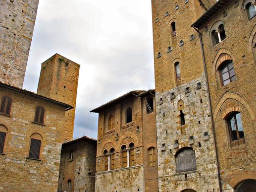 Le Torre, San Gimignano – Photograph