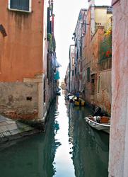 Venetian Side Street – Photograph